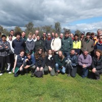 Box Ironbark Ecology Course Group Photo 2013